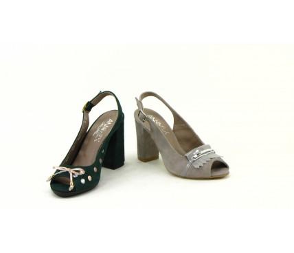 Sandałki i klapki